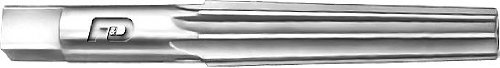 F&D Tool Company 29094 Brown & Sharpe Taper Reamers, High Speed Steel, 4 Taper, 0.5017 Large End, 0.3474 Small End, 3 11/16
