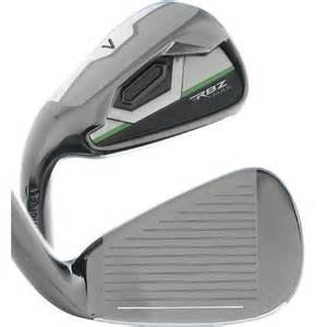 Rocketballz Max Irons - TaylorMade RocketBallz MAX #5 Individual Iron, LEFT-Hand, Senior Flex Graphite Shaft
