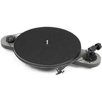 Amazon.com: Pro-Ject - Tocadiscos, color gris Sin USB: Home ...