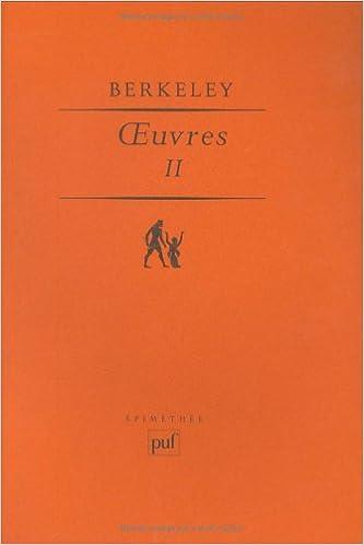Oeuvres II pdf, epub