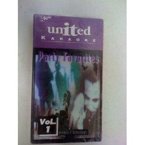 united-karaoke-party-favorites-volume-1-premiere-party-favorites
