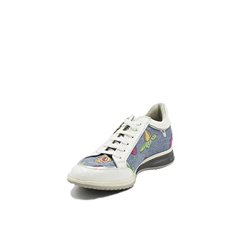 Sneakers Braccialini 36 Sneakers Braccialini Azzurro Tela x86n0xURq