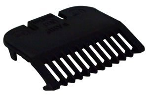 Wahl Standard Fitting Attachment Comb Number 1 3mm Black by BabyCentre