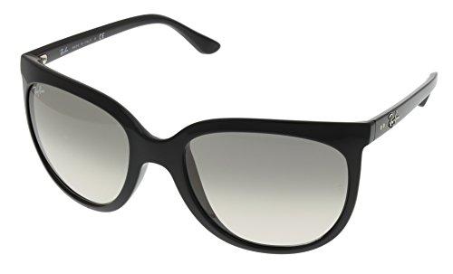 - Ray Ban CATS 1000 Sunglasses Womens Black RB4126 601/32