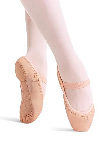 Capezio Love Ballet Flat (Toddler/Little Kid),Pink,10 M US Toddler (Toddler Ballet Slippers Capezio)