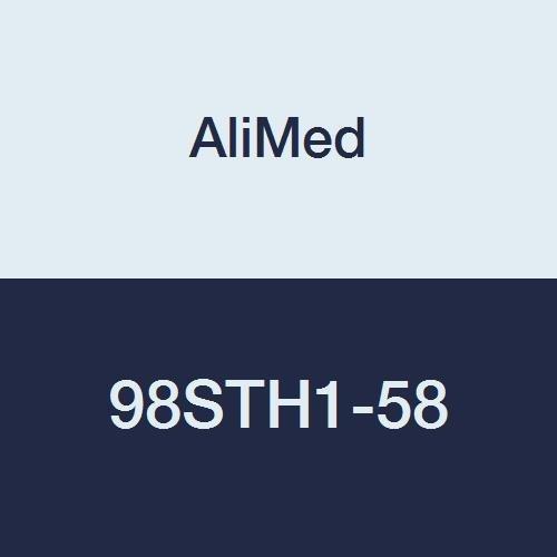 AliMed 98STH1-58 Harvey DLX Stethoscope Burgundy WA 5079-326