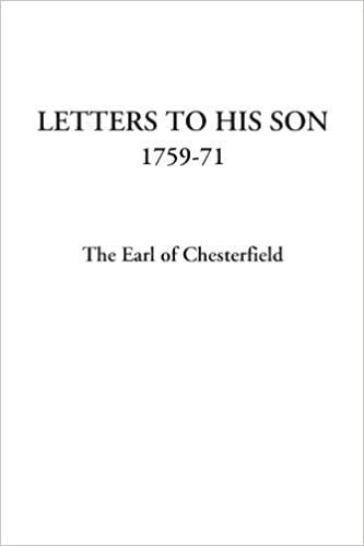 Book Letters to His Son (1759-71)