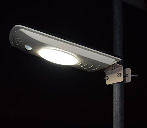 Street Light Watts: 6 Watt -LED Solar Wall Light