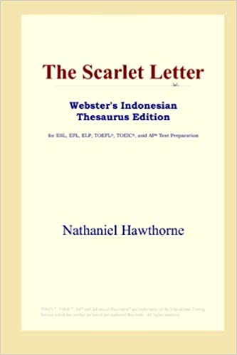 The Scarlet Letter (Webster's Indonesian Thesaurus Edition)