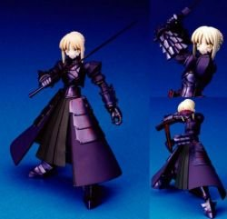 Revoltech: Fate/Stay Night Saber Alter Action Figure