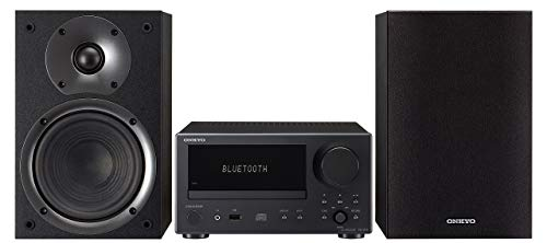 Price comparison product image Onkyo CD Receiver System Black (CS-375) (Certified Refurbished)