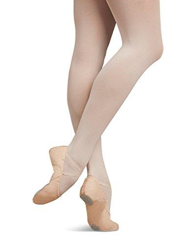 Capezio Women's Juliet Ballet Shoe,Rose Quartz,6.5 M US