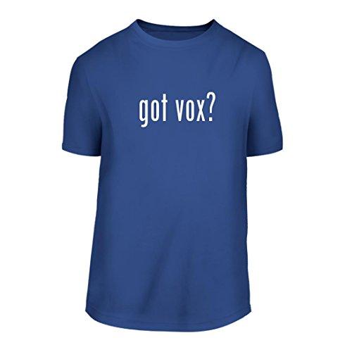Price comparison product image got vox - A Nice Men's Short Sleeve T-Shirt Shirt,  Blue,  XXX-Large