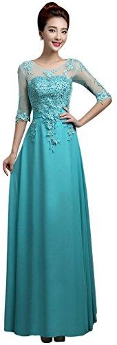 Linea Blu Vestito Ad A Donna Drasawee ZwFvq5A5