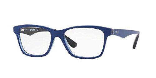 Para Vogue Gafas Monturas Dark 0vo2787 top Mujer Multicolor De Blue blue Transparent qIZrIWxRw