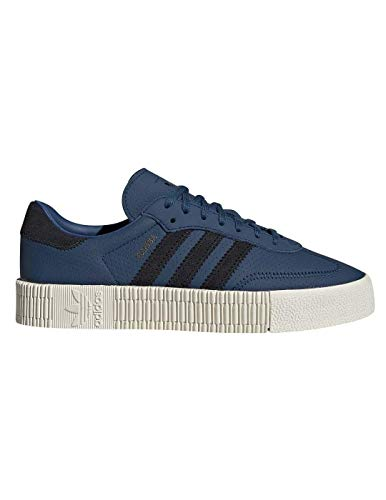 negro Adidas Mujer Azul Sambarose Azul Zapatillas wRqt7PP
