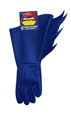 Child Blue Gloves (Batman Brave and Bold Kids Gloves)