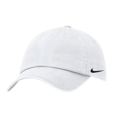 Nike Team Campus Cap White