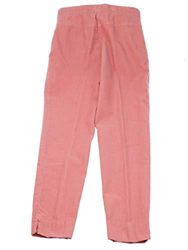 Femme Rose Pantalon G0108c80085251 Coton Aspesi F5KTcl31uJ
