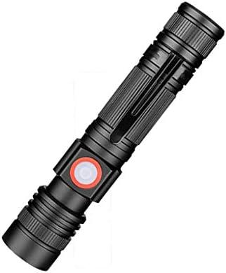 Linterna Externa LED, Linterna Recargable, blocklite Luz de ...
