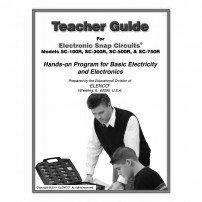 Elenco 753290 Snap Circuits Teachers Guide