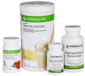 Herbalife Austria, base de Wellness de programa Vainilla, 4 piezas: Amazon.es: Industria, empresas y ciencia