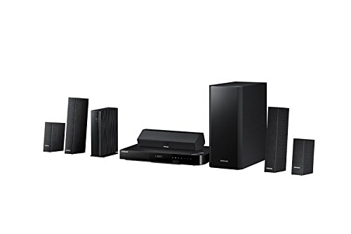 Samsung 5.1 Channel 1000 Watts wireless surround sound 3D Blu-ray Home Theater System