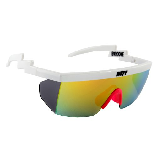 Neff Brodie Wrap Around Sport Sunglasses