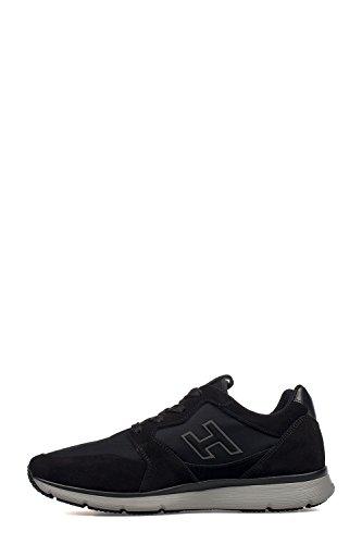 Hogan Sneakers Uomo HXM2540U141E55B999 Pelle Nero Alta Calidad Barato Libre Del Envío Comprar Buena Venta Barata JObta