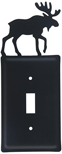 Covers Moose Switchplate - 8 Inch Moose Single Switch Cover