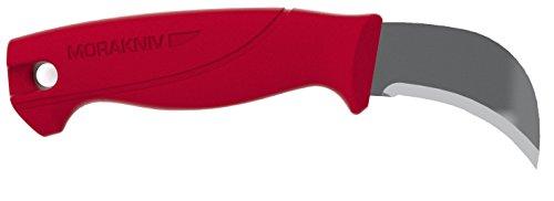 Morakniv Craftsmen 175P Carpet/Roofing Knife with Carbon Steel Blade, 2.5-Inch