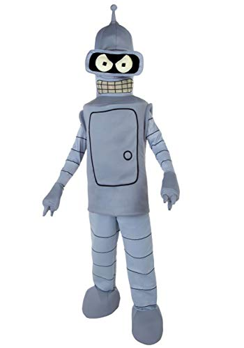 Big Boys' Child Bender Costume Large