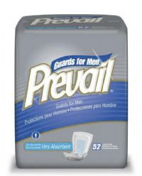The Amazing Prevail PV-812/1 Male Guard Pad-208/Case