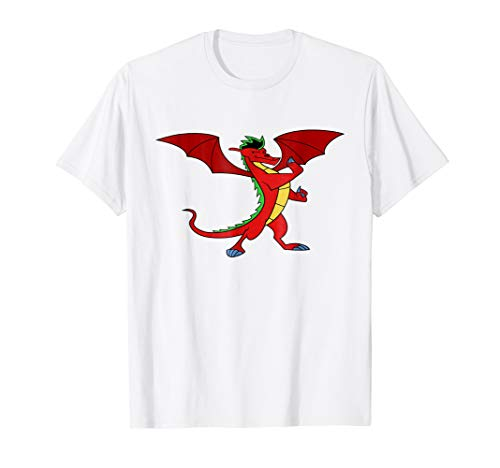 American Dragon Jake Long Cartoon T-Shirt