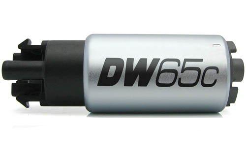 DeatschWerks (9-652-1008) 265 LPH Compact Fuel Pump with Installation Kit by DeatschWerks
