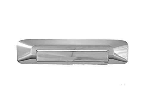 (MaxMate Fits 05-13 Toyota Tacoma Chrome Tailgate Handle Cover Without A Rear Camera)