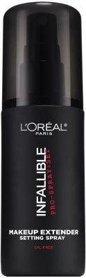 L'Oreal Paris Infallible Pro Makeup Extender Finishing Spray