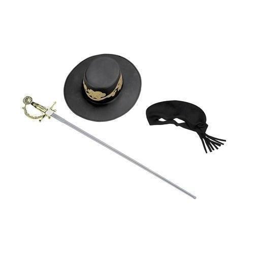 Morris Costumes Zorro Child Accessory Set
