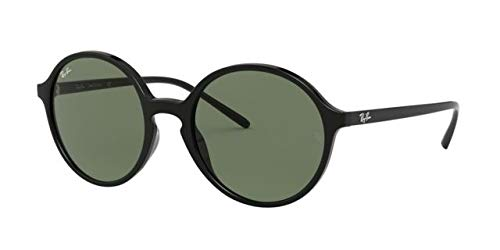 Ray-Ban 0RB4304 Gafas de sol, Black, 52 para Mujer: Amazon ...