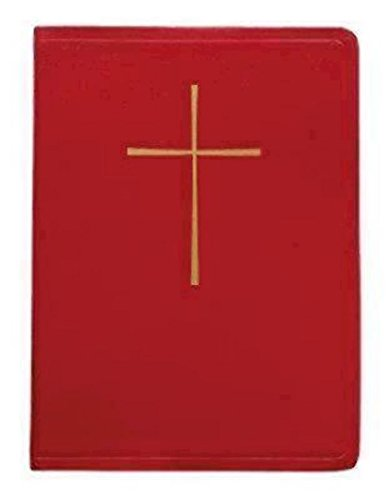 The Book of Common Prayer Deluxe Chancel Edition: Red Leather