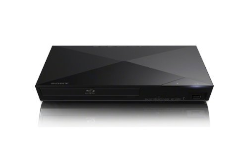 Sony BDP-S3200 Blu-Ray Disc Player with Wi-Fi (Certified Refurbished) by Sony