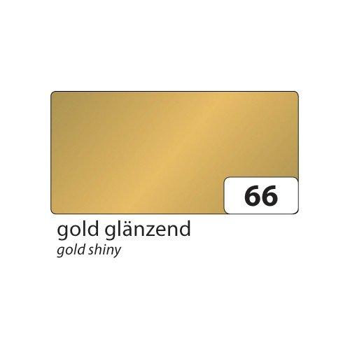 Fotokarton A4 gold glänzend Folia