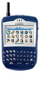 7510 Blackberry - Blackberry 7510 nextel cell phone