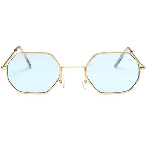 Gafas Gn Bl JAGENIE marco para protección pequeño tamaño exteriores de sol cuadrado de RnBUqd