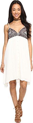 Pintuck Slip Dress - 5