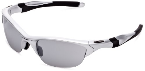 Oakley Men's 0OO9153 Rectangular Sunglasses, Slate Iridium Lens , ()