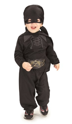 Zorro Baby Infant Costume - Toddler -