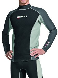 Mares Thermo Guard 0.5 Scuba Wetsuit Long Sleeve Shirt Only by Mares