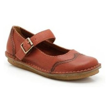 6c6f41aa7447d Clarks Original ladies peppi naboo chestnut leather shoes Size uk 4 ...