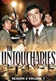 The Untouchables: Season 2, Vol. 1 (DVD)